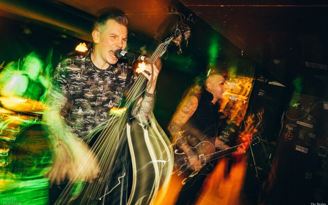 THE BRAINS (ca)  13.1.2020 – KLUB 007 STRAHOV