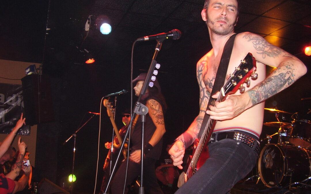 THE BONES (swe) – 1.9.2006 – MATRIX