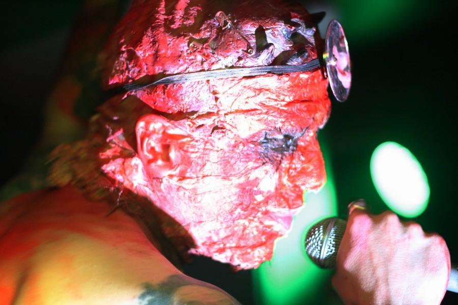 PETER PAN SPEEDROCK (nl), BANANE METALIK (fr) – 10.12.2009 – KLUB 007 STRAHOV
