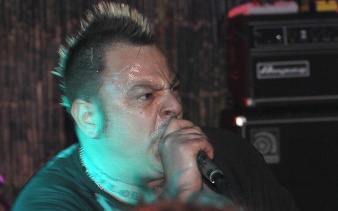DISCHARGE (uk) – 14.5.2010 – KLUB 007 STRAHOV