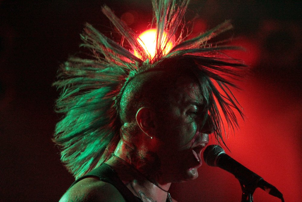 THE CASUALTIES (usa) – 29.9.2015 – FUTURUM