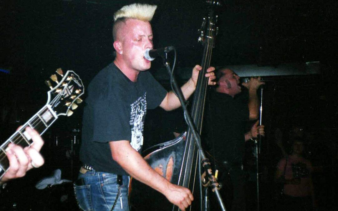 NEKROMANTIX (dk) –  3.10.2004 – MATRIX